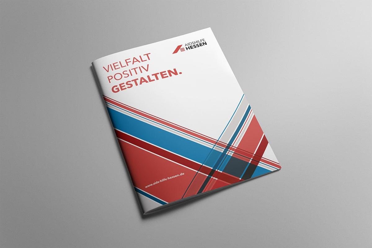 Aidshilfe Hessen Broschüre